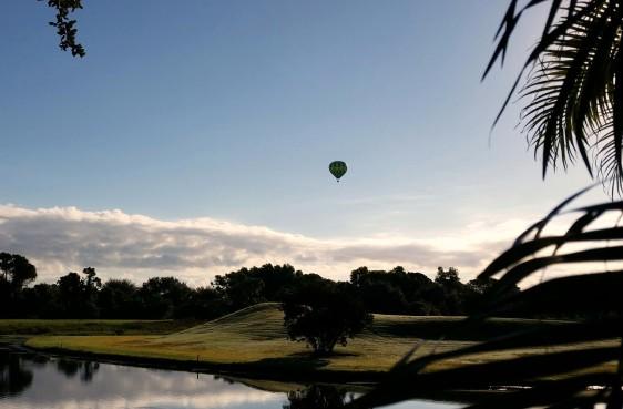 Shamrock Hot Air Balloon