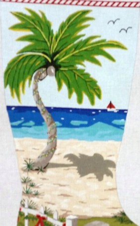 Tropical Stocking - Featured