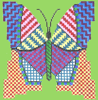 Butterflyneedlepoint