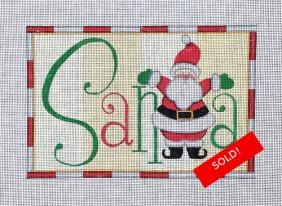 Joyous Santa