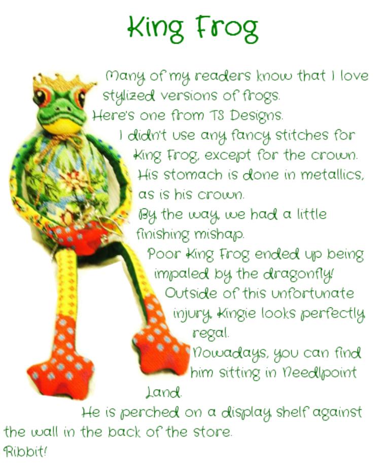 King Frog demo