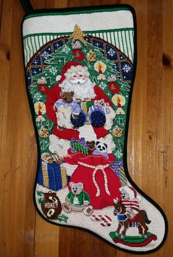 horsey stocking