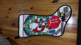xmas stocking - featured