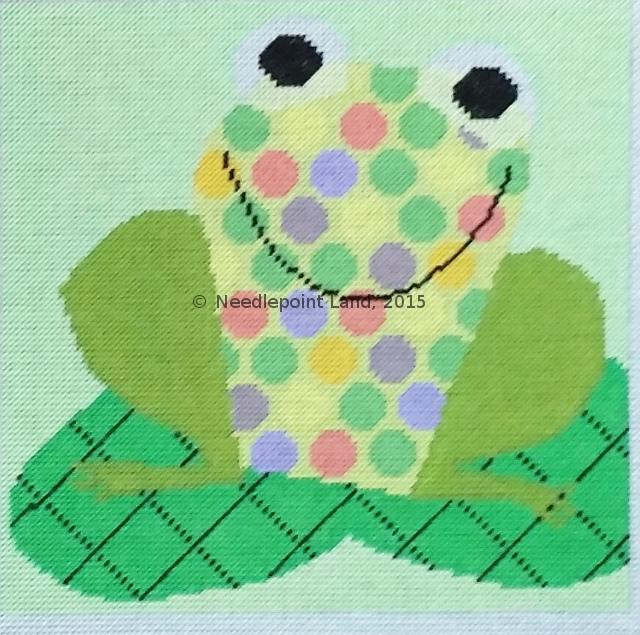 Fancy Frog