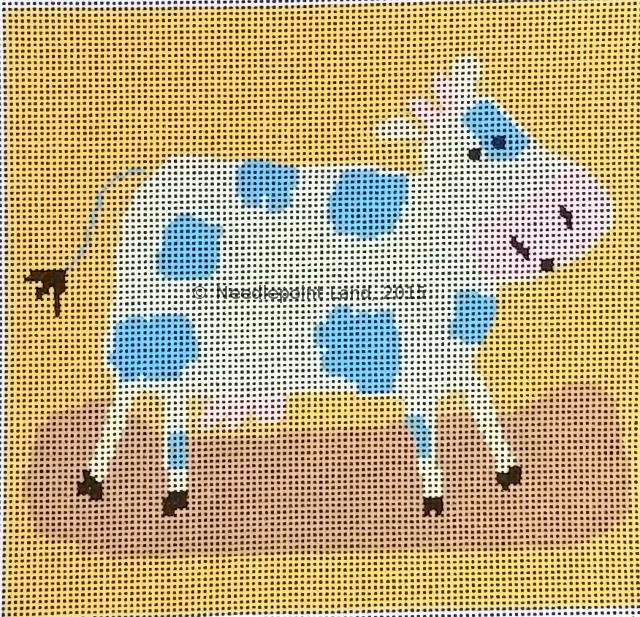 Calico Cow