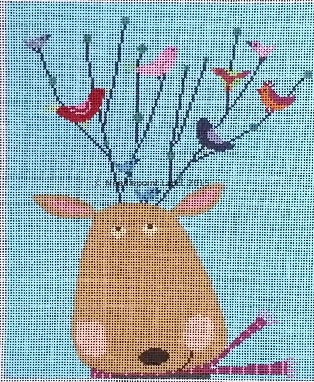 Reindeer Perch