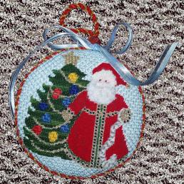 Finished Santa