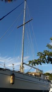 Yard Boat