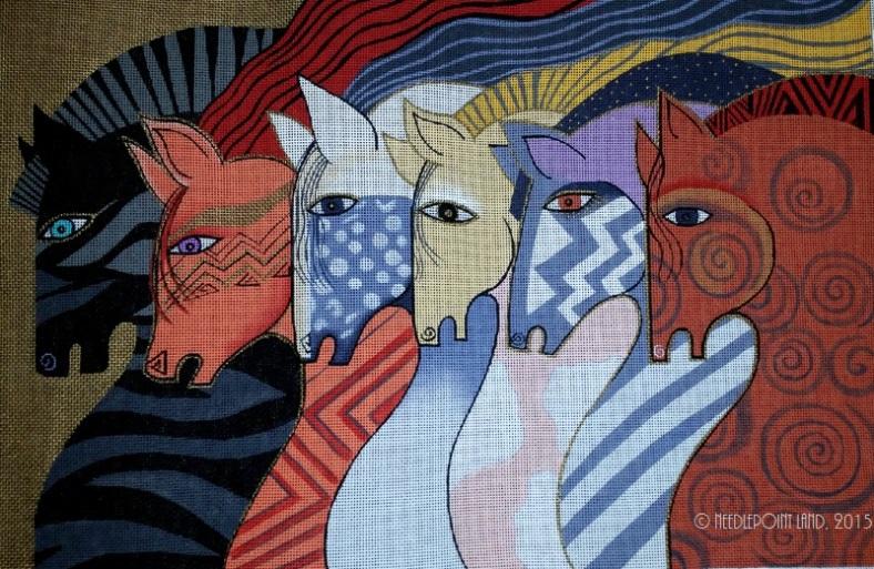 Moorish mares 3
