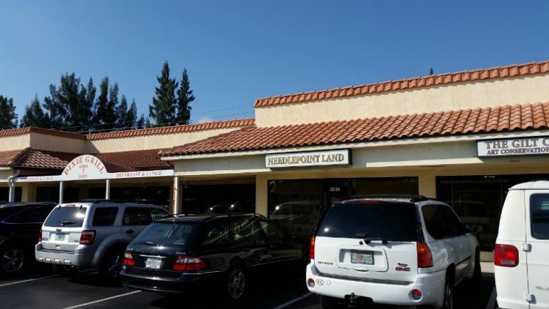 Needlepoint Land store