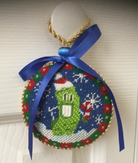 Stitched pickle-2