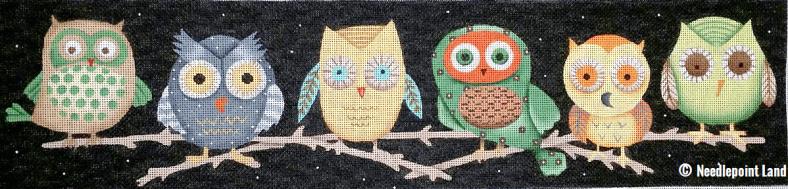 MSD Halloween Owls