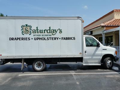 Saturdays truck