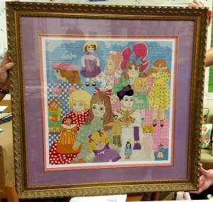 needlepoint kiddies