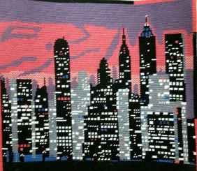 needlepoint manhattan