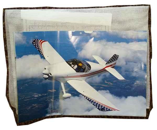 custom airplane